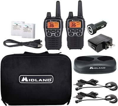 Midland - X-TALKER T77VP5, 36 Channel FRS Two-Way Radio