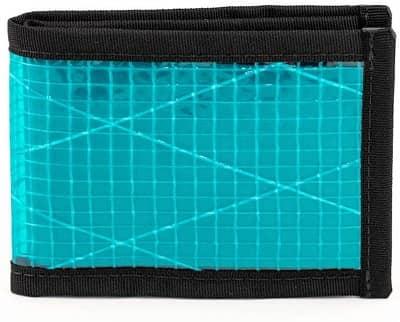 Flowfold Recycled Sailcloth Vanguard Bifold Wallet