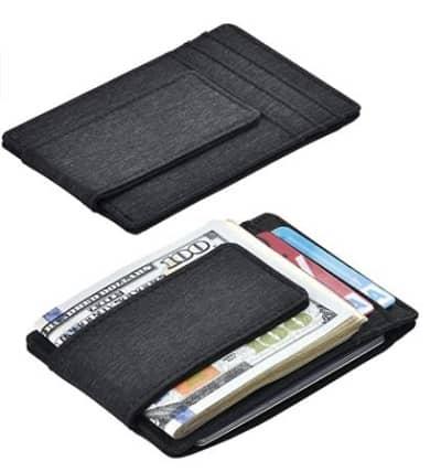 Money Clip, Front Pocket Wallet