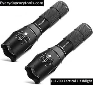 TC1200 Tactical Flashlight Thumbnail