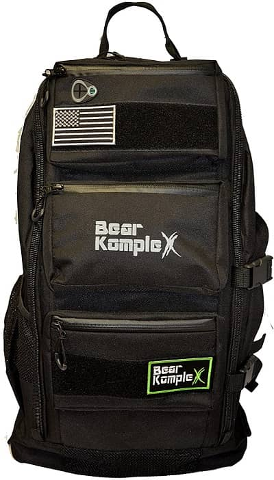 Bear KompleX Military Grade Tactical Rucksack