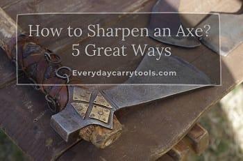 How to Sharpen an Axe Thumbnail