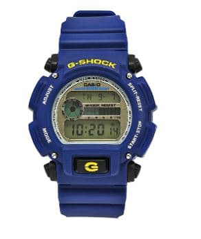 Casio Men's DW9052-2 G-Shock Blue