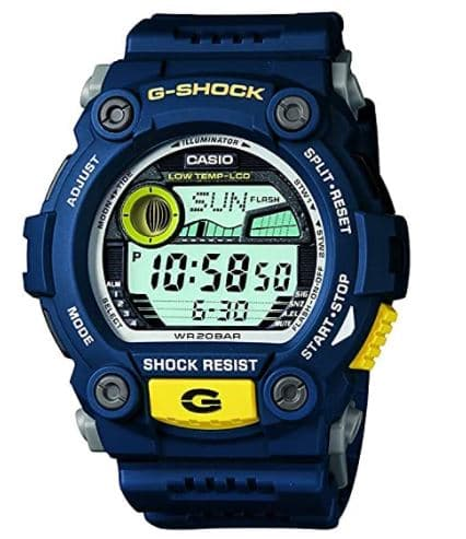 Casio Men's XL Rescue Series G-Shock