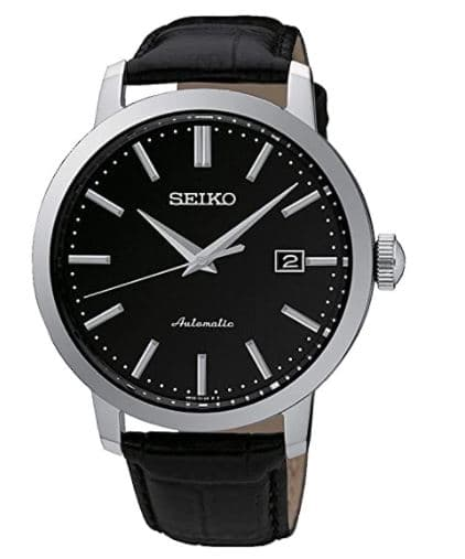 Seiko Mechanik SRPA27K1 Automatic Mens Watch Classic & Simple