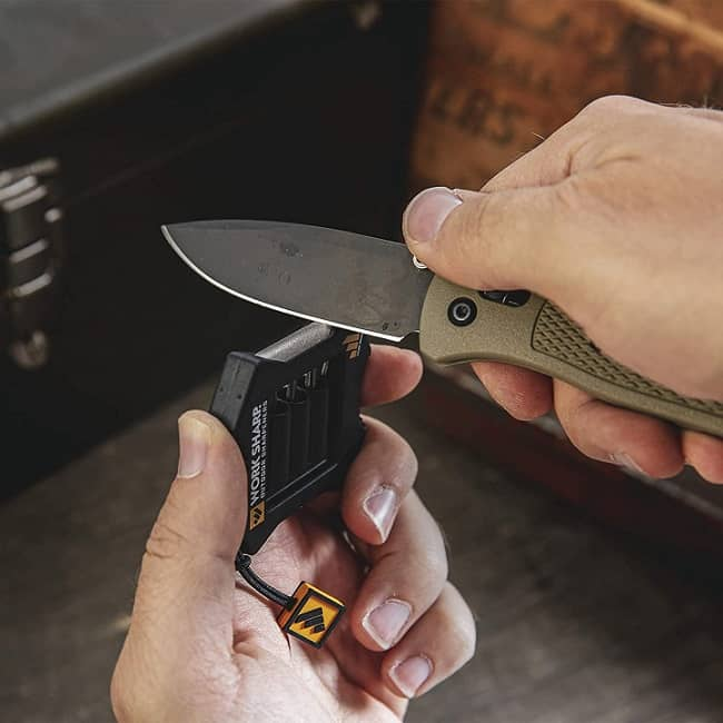 Work Sharp EDC Micro Sharpener & Knife Tool