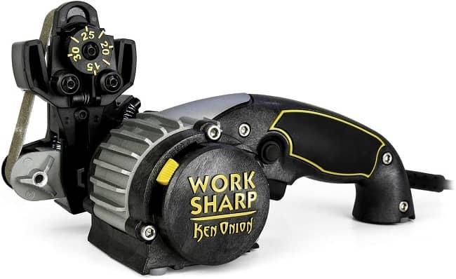 Work Sharp Knife & Tool Sharpener, Ken Onion Edition
